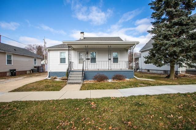 1014 E Jackson Street, Bloomington, IL 61701 (MLS #10973273) :: Ryan Dallas Real Estate