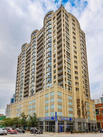 600 N Dearborn Street #1210, Chicago, IL 60654 (MLS #10973291) :: The Wexler Group at Keller Williams Preferred Realty