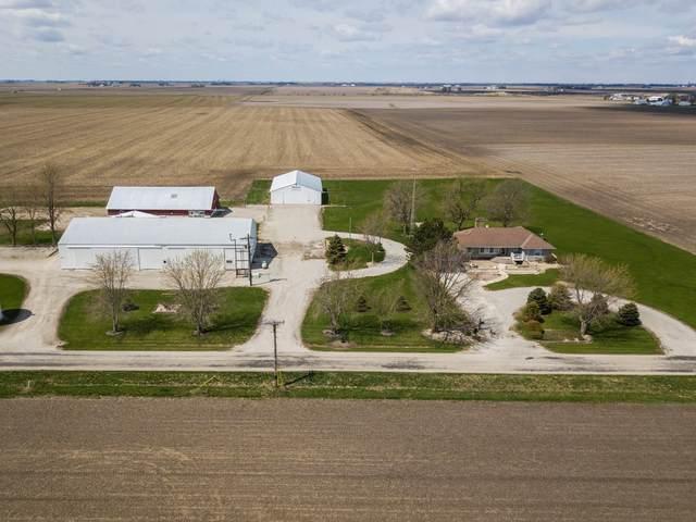 9611 N 1700 East Road, Chenoa, IL 61726 (MLS #10973295) :: Ryan Dallas Real Estate