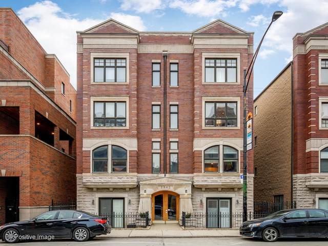 2842 N Halsted Street 3N, Chicago, IL 60657 (MLS #10973300) :: Touchstone Group