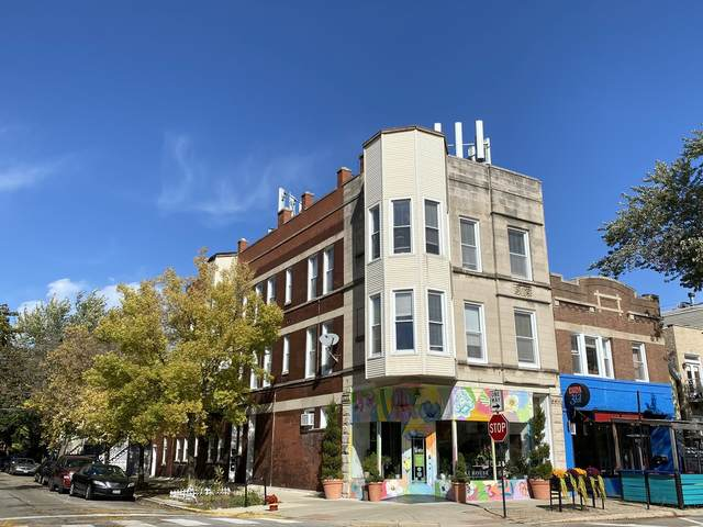 2058 W Roscoe Street, Chicago, IL 60618 (MLS #10973306) :: The Wexler Group at Keller Williams Preferred Realty