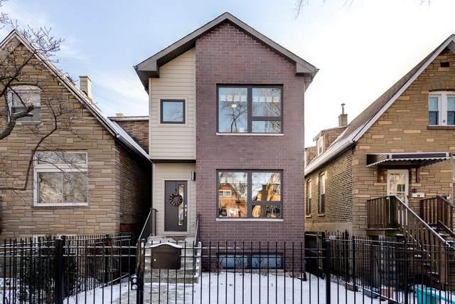 2535 W Haddon Avenue, Chicago, IL 60622 (MLS #10973325) :: BN Homes Group