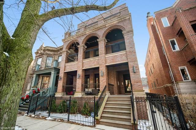 1419 W Byron Street #3, Chicago, IL 60613 (MLS #10973330) :: Touchstone Group