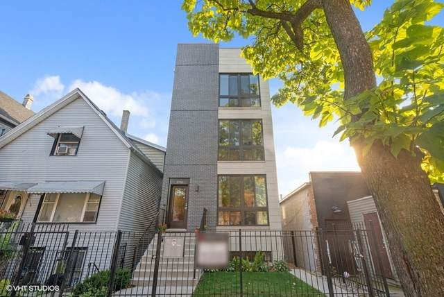 2705 N Artesian Avenue #3, Chicago, IL 60647 (MLS #10973390) :: John Lyons Real Estate