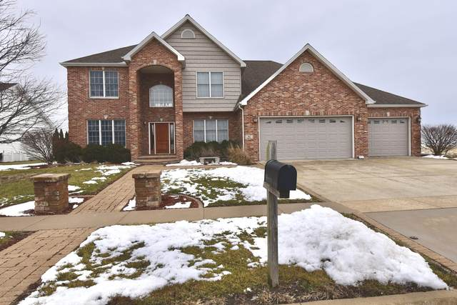 47 Brookstone Circle, Bloomington, IL 61704 (MLS #10973406) :: Ryan Dallas Real Estate