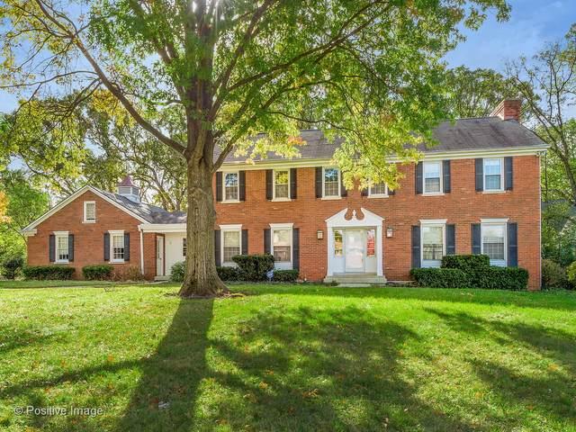 7 Baybrook Lane, Oak Brook, IL 60523 (MLS #10973420) :: Angela Walker Homes Real Estate Group