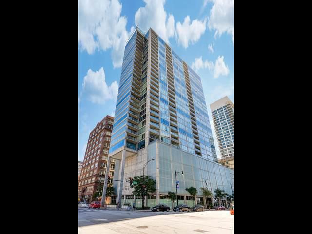 611 S Wells Street #1603, Chicago, IL 60607 (MLS #10973427) :: Helen Oliveri Real Estate
