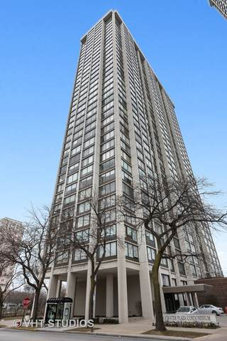 5455 N Sheridan Road #1101, Chicago, IL 60640 (MLS #10973429) :: The Wexler Group at Keller Williams Preferred Realty