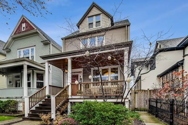 3852 N Seeley Avenue, Chicago, IL 60618 (MLS #10973458) :: The Wexler Group at Keller Williams Preferred Realty