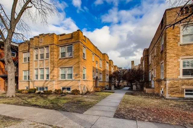 4209 N Keystone Avenue 1W, Chicago, IL 60641 (MLS #10973502) :: Janet Jurich