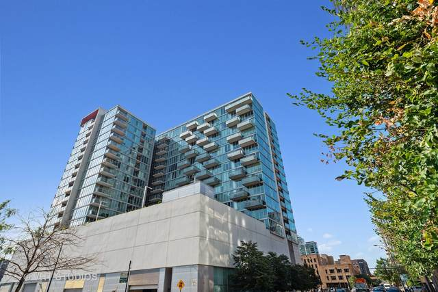 659 W Randolph Street #1806, Chicago, IL 60661 (MLS #10973515) :: Helen Oliveri Real Estate