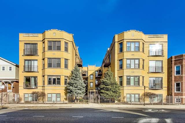 3012 W Addison Street 4S, Chicago, IL 60618 (MLS #10973516) :: Janet Jurich