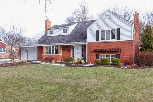 619 Bruce Avenue, Flossmoor, IL 60422 (MLS #10973519) :: The Dena Furlow Team - Keller Williams Realty