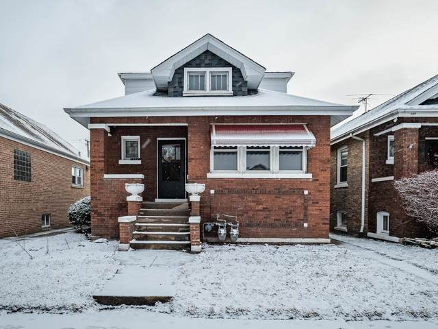 1325 Clarence Avenue, Berwyn, IL 60402 (MLS #10973528) :: Janet Jurich
