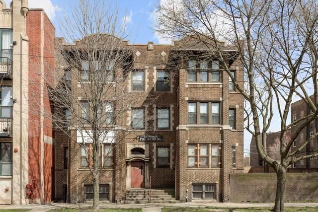 4117 S Michigan Avenue, Chicago, IL 60653 (MLS #10973529) :: Helen Oliveri Real Estate
