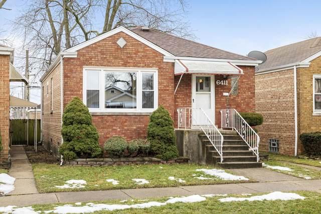 6411 41st Street, Stickney, IL 60402 (MLS #10973547) :: Schoon Family Group