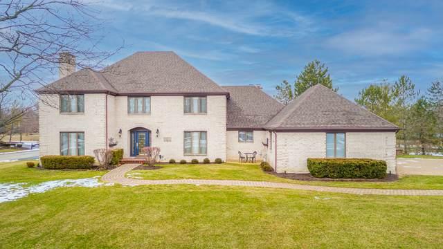 1 Hunter Court, Burr Ridge, IL 60527 (MLS #10973580) :: Helen Oliveri Real Estate