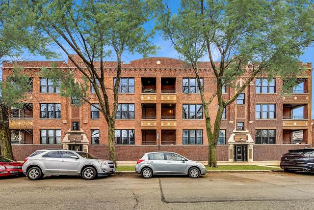 839 N Washtenaw Avenue #2, Chicago, IL 60622 (MLS #10973581) :: Suburban Life Realty