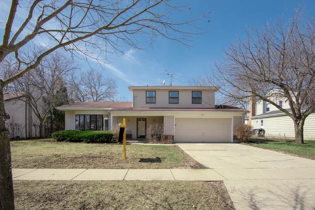 1143 Garfield Avenue, Libertyville, IL 60048 (MLS #10973587) :: John Lyons Real Estate