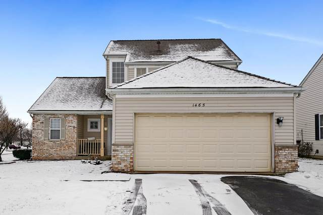 1465 Larkspur Court, Romeoville, IL 60446 (MLS #10973591) :: The Dena Furlow Team - Keller Williams Realty