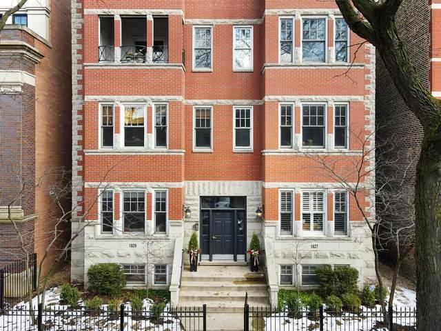 1829 N Mohawk Street 3N, Chicago, IL 60614 (MLS #10973592) :: Schoon Family Group