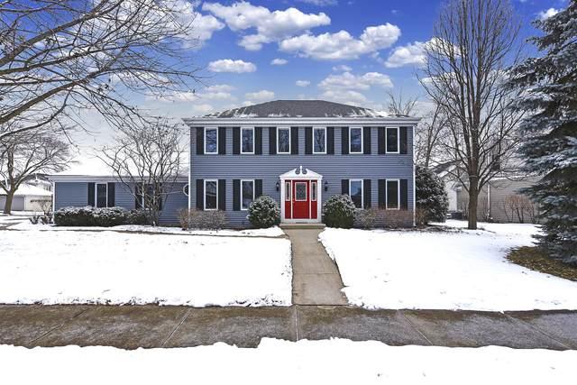 5807 N Corona Drive, Palatine, IL 60067 (MLS #10973620) :: Helen Oliveri Real Estate