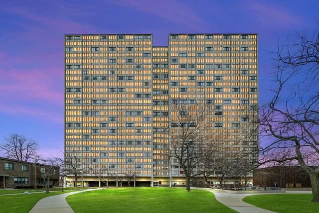 4800 S Lake Park Avenue #809, Chicago, IL 60615 (MLS #10973637) :: Schoon Family Group