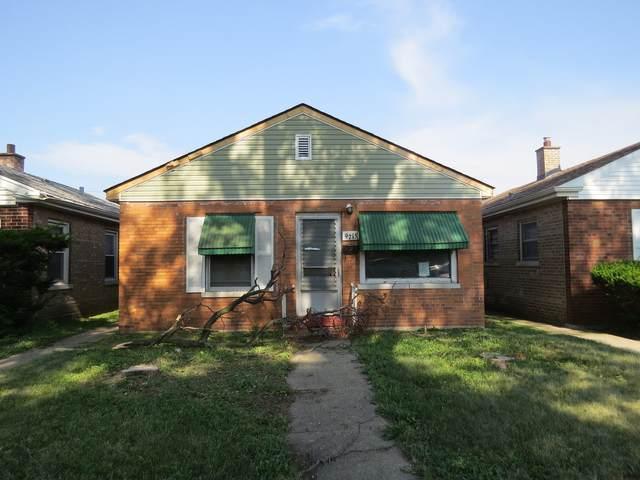 9715 S Sangamon Street, Chicago, IL 60643 (MLS #10973684) :: Janet Jurich