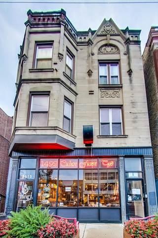 2615 W North Avenue, Chicago, IL 60647 (MLS #10973701) :: Suburban Life Realty