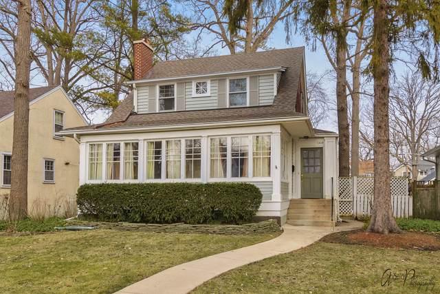 1308 Gregory Avenue, Wilmette, IL 60091 (MLS #10973703) :: Helen Oliveri Real Estate
