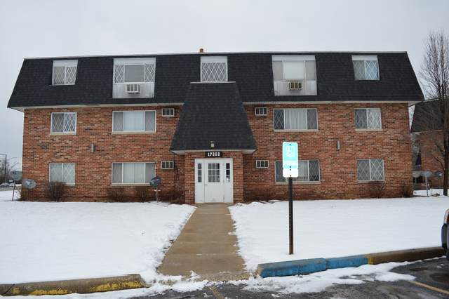17262 71st Court #12, Tinley Park, IL 60477 (MLS #10973712) :: Jacqui Miller Homes