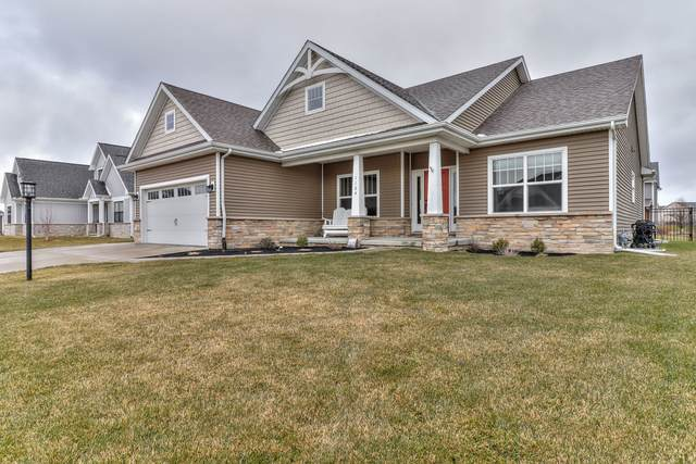 1104 Morningside Lane, Mahomet, IL 61853 (MLS #10973714) :: Touchstone Group