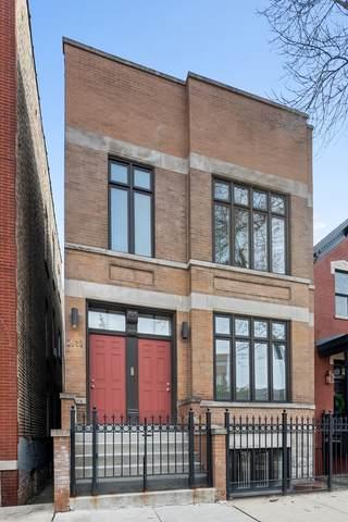 1931 N Leavitt Street, Chicago, IL 60647 (MLS #10973743) :: John Lyons Real Estate