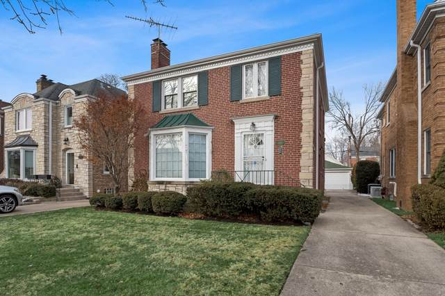 6316 N Le Mai Avenue, Chicago, IL 60646 (MLS #10973749) :: Schoon Family Group