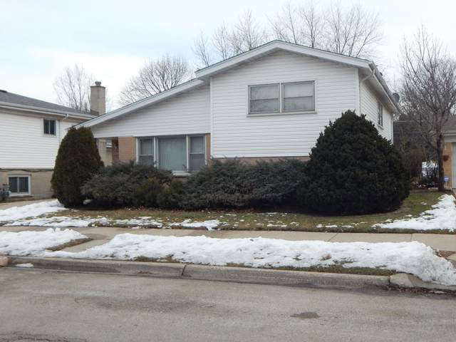 9405 Lavergne Avenue, Skokie, IL 60077 (MLS #10973765) :: John Lyons Real Estate