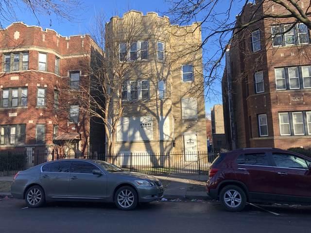 8113 S Drexel Avenue, Chicago, IL 60619 (MLS #10973811) :: Janet Jurich