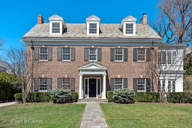 1035 Starr Road, Winnetka, IL 60093 (MLS #10973812) :: Helen Oliveri Real Estate