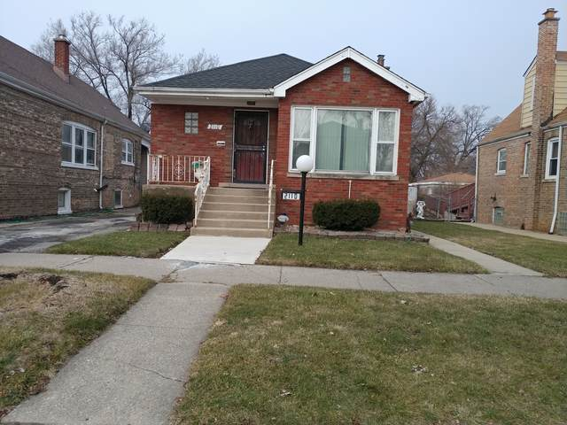 2110 W 72nd Street, Chicago, IL 60636 (MLS #10973831) :: Suburban Life Realty