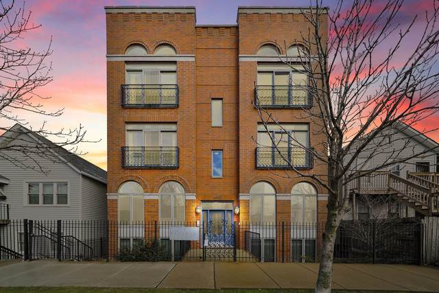 1615 S Miller Street 2A, Chicago, IL 60608 (MLS #10973867) :: Touchstone Group