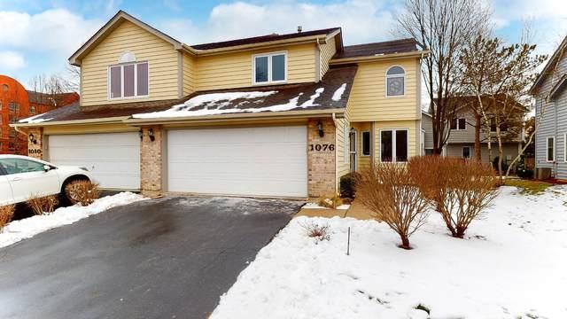 1076 Mattande Lane, Naperville, IL 60540 (MLS #10973871) :: Jacqui Miller Homes