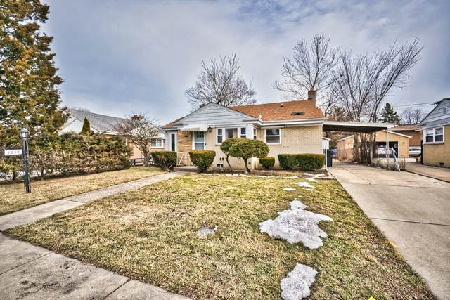 7011 N Crawford Avenue, Lincolnwood, IL 60712 (MLS #10973876) :: The Spaniak Team