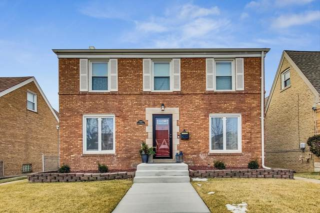 3422 N Normandy Avenue, Chicago, IL 60634 (MLS #10973880) :: Touchstone Group