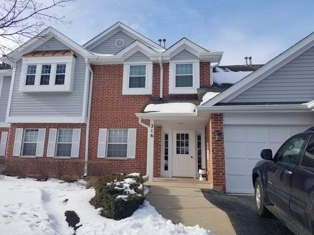 216 Westminster Court D, Schaumburg, IL 60193 (MLS #10973926) :: The Wexler Group at Keller Williams Preferred Realty