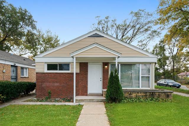 3553 W 80th Place, Chicago, IL 60652 (MLS #10973950) :: Janet Jurich