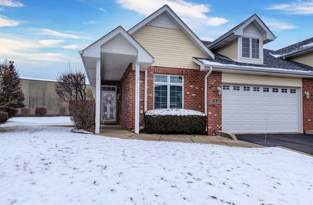 6864 Johns Circle, Tinley Park, IL 60477 (MLS #10973974) :: Jacqui Miller Homes