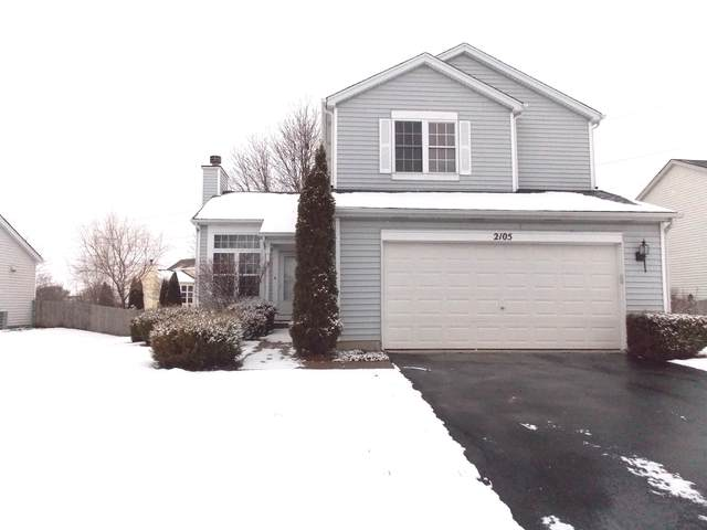 2105 Winding Lakes Drive, Plainfield, IL 60586 (MLS #10973980) :: The Spaniak Team