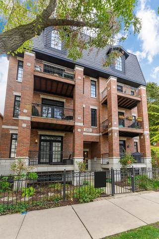 2323 W Roscoe Street 3E, Chicago, IL 60618 (MLS #10974000) :: The Wexler Group at Keller Williams Preferred Realty
