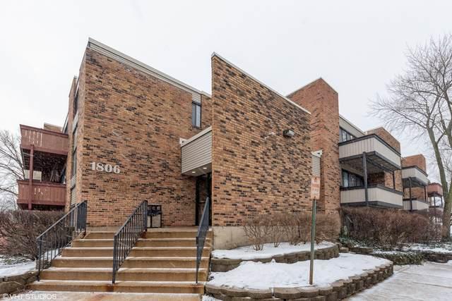 1806 Hemlock Place #205, Schaumburg, IL 60173 (MLS #10974020) :: Helen Oliveri Real Estate
