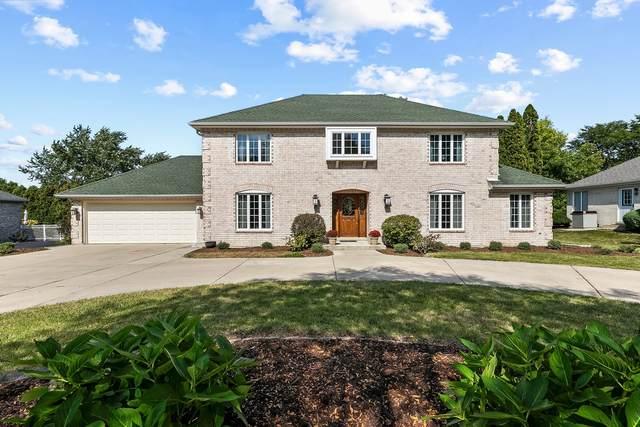 168 Saddle Brook Drive, Oak Brook, IL 60523 (MLS #10974034) :: Helen Oliveri Real Estate