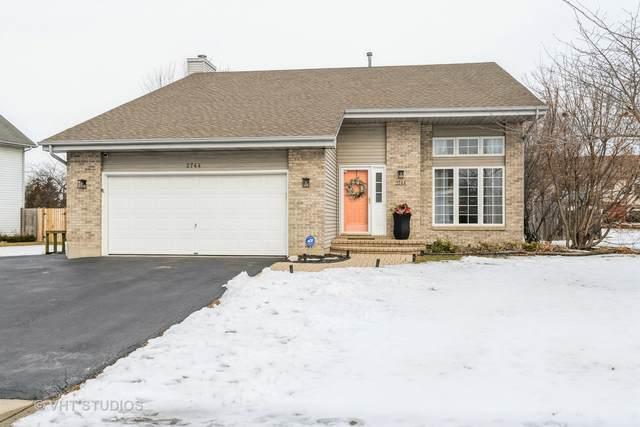 3744 Atlantic Avenue, Gurnee, IL 60031 (MLS #10974043) :: The Spaniak Team